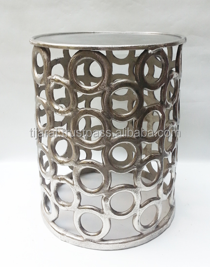 Sofa Side Stool / Hand Made Table / Bed Side Metal Stool