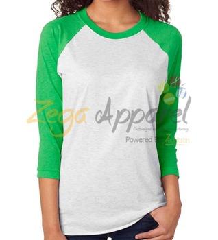 95912b17 Zegaapparel high quality t-shirt fabric custom screen printing t shirt  women plain t shirts