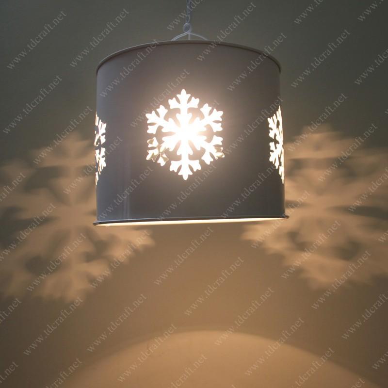 Zinc Lamp Shade