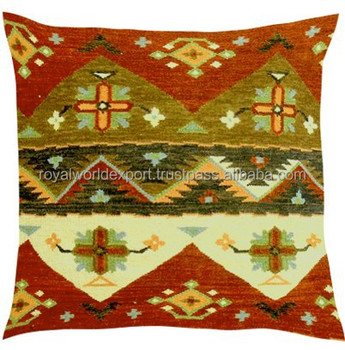 Brilliant 100 Cotton India Handmade Wholesale Hotel Kilim Chair Cushion Cover Throw Home Decor Pillow Cover Ethnic Personalized Cushion Buy Popular Kilims Download Free Architecture Designs Rallybritishbridgeorg