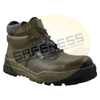 Ecotix High Ankle Safety Shoes Sql-iss-ss-ehss-002