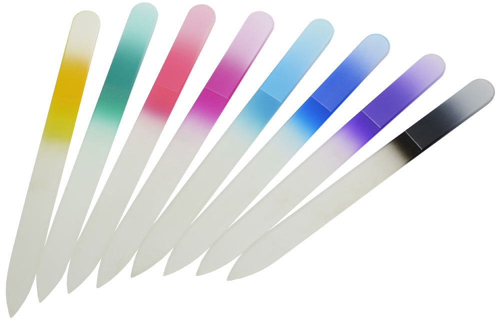 Crystal Nail Files