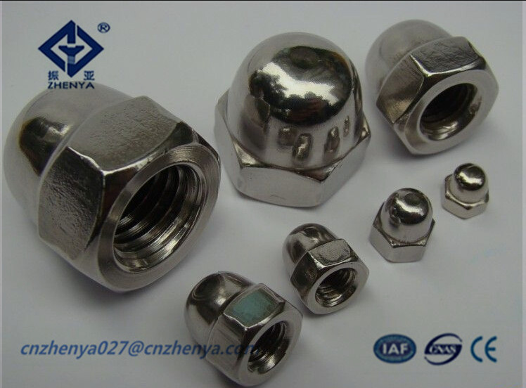 Cap Nuts For Light Fixtures Sae Standard J483 Buy