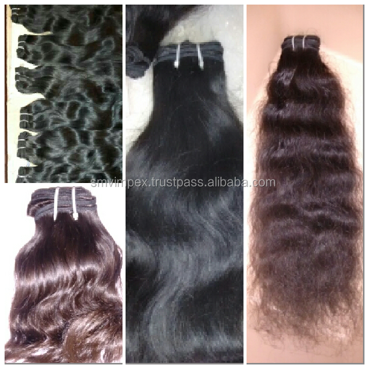 Thick full cuticle 100% unprocessed virgin indian remy hair extension soft and smooth texture natural hair no shedding extension