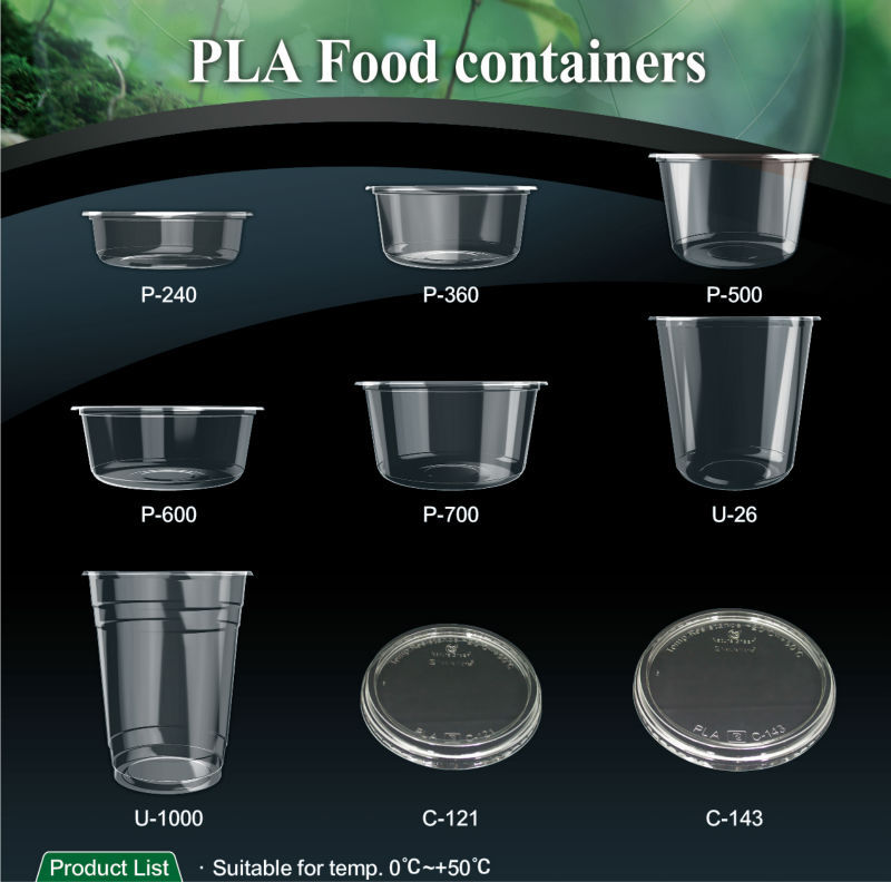 T Pla T 23 24 Oz Clear Plastic Food Disposable Container