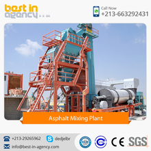 Widely Used Asphalt Mixing Plant Available with Twin Shaft Mill