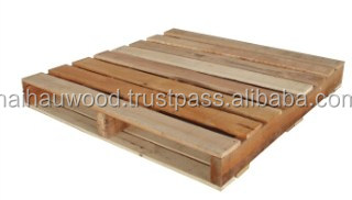 Wooden Pallet Single Face 2 Way Entry 1160 X 1130