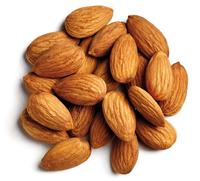 Raw Organic California Almond Nuts.
