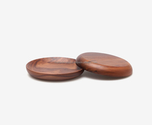 Wooden Round Fruit Plates at Best Price