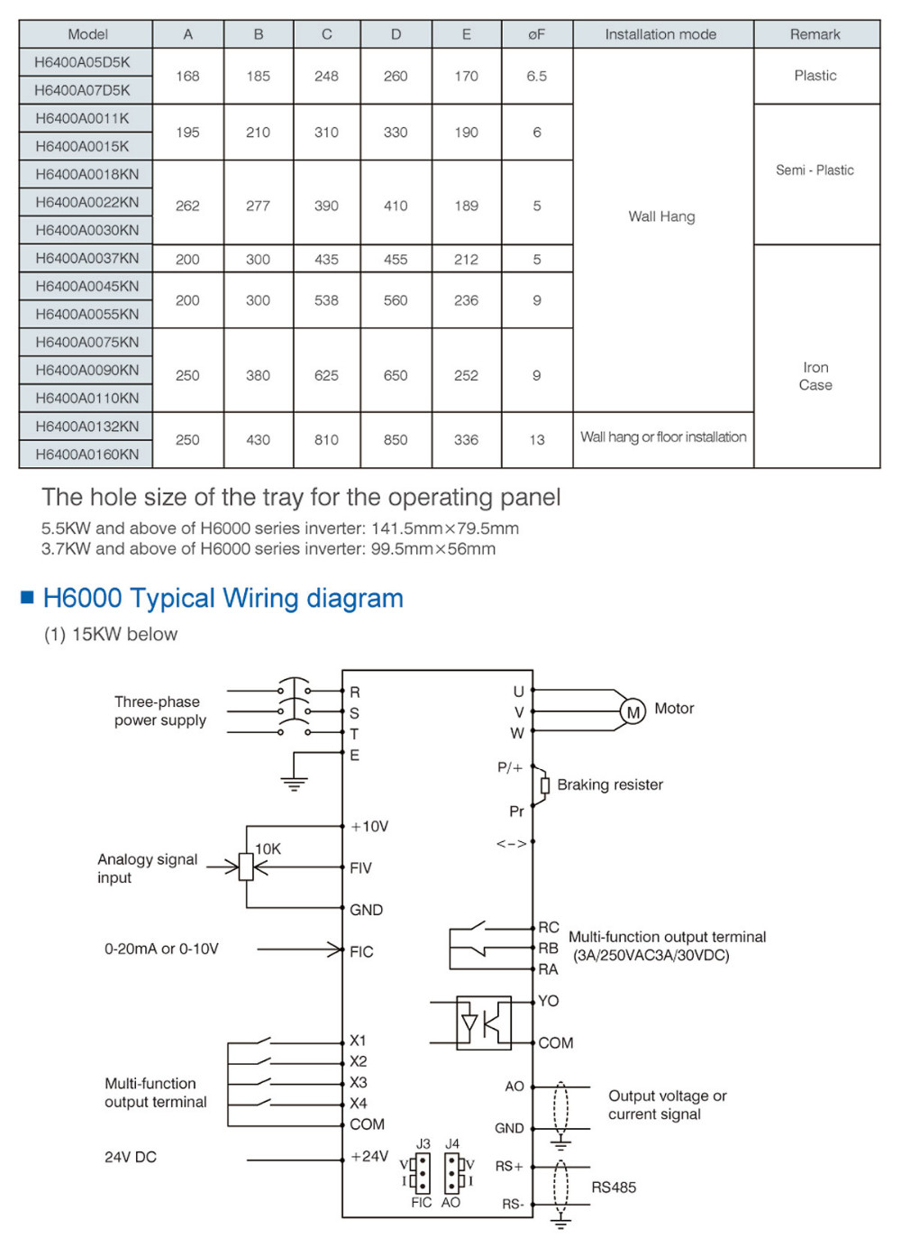 230v Single Phase Wiring Diagram Variable Speed Ac Motors Text