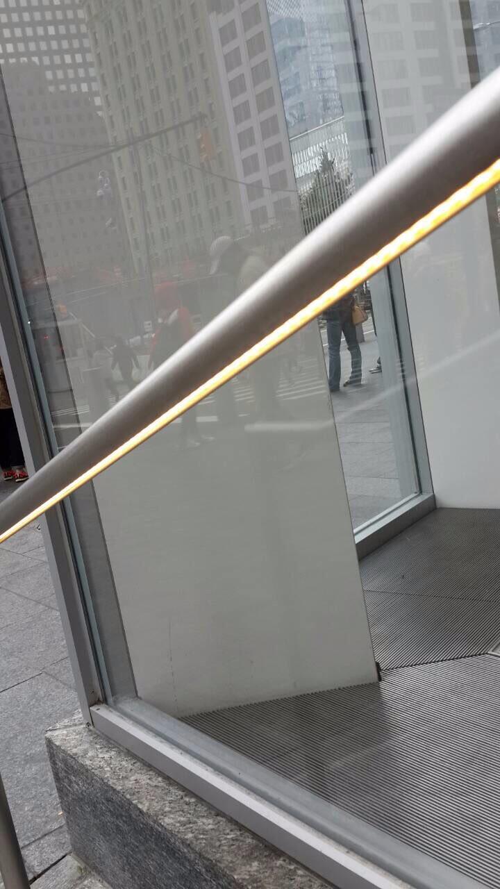 Stainless Steel Handrail Tube Led Lighting Buy Led