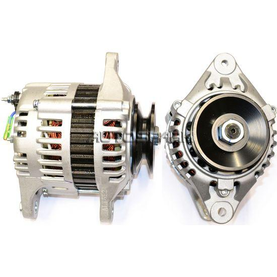 12112N - WPS, Alternator John Deere 12V 40A