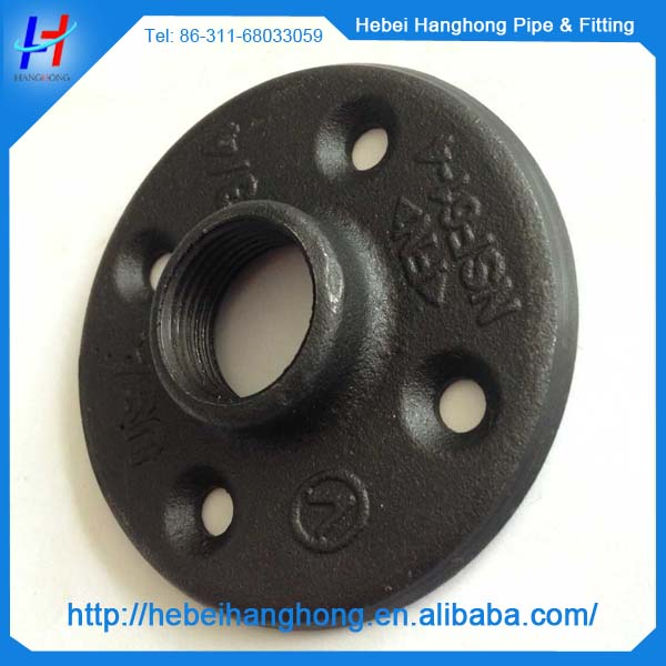 20mm black cast iron pipe floor flange buy pipe floor for 1 inch square floor flange