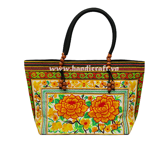Ethnic fashion bags from Vietnam