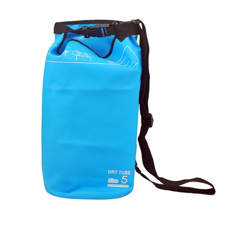 Instant Ocean Bag : Custom logo outdoors waterproof ocean pvc tarpaulin dry