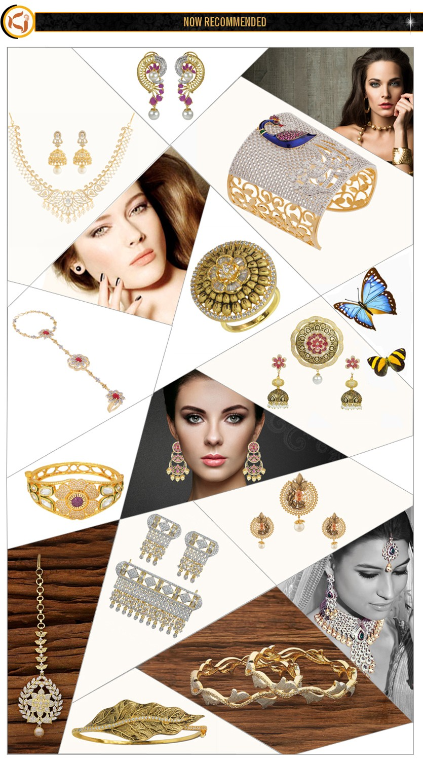 CZ Rings at wholesale prices in india with export quality shipping, wholesale artificial jewellery - 55094