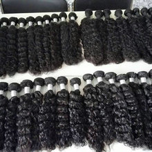 Ms Mary No Tangle No Shed Dyeable 6A 7A 8A 100% Virgin Brazilian Human Hair