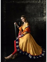 Girls Bridal Wedding Wear Lehenga Catalogs For Resellers In Usa | Bollywood Designer Heavy Border