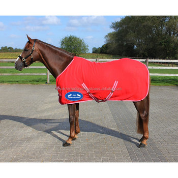 Pony Horse Quality Fleece Rug Waffle Cooler Le Cob Full Show Equestrian Winter