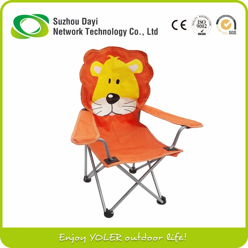 Super Outdoor Use Animal Print Folding Camping Chair For Kid Theyellowbook Wood Chair Design Ideas Theyellowbookinfo