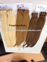 HOT SELLING HIGH QUALITY SLIKY STRAIGHT REMY WEFT HAIR