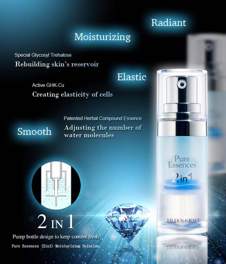 Intensive Moisturizing Essences (2-in-1) Skin Care