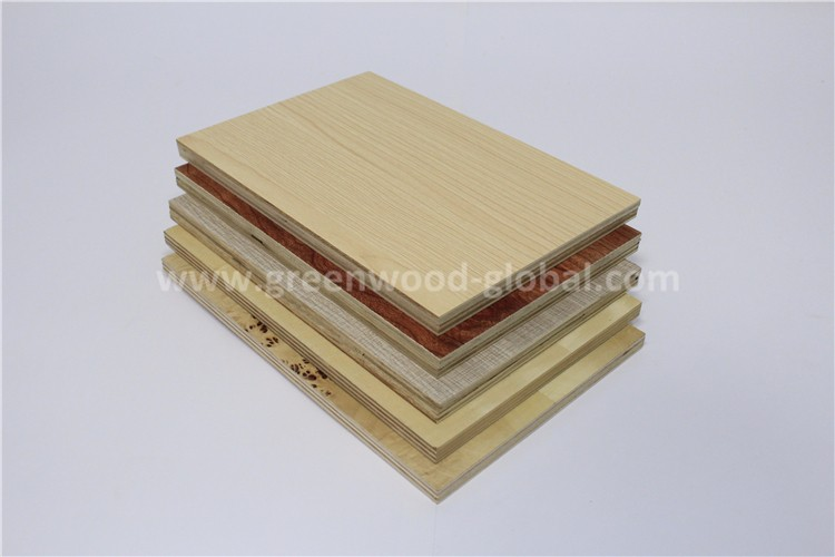 Metal Faced Plywood ~ Wholesale melamine faced fiber plywood buy
