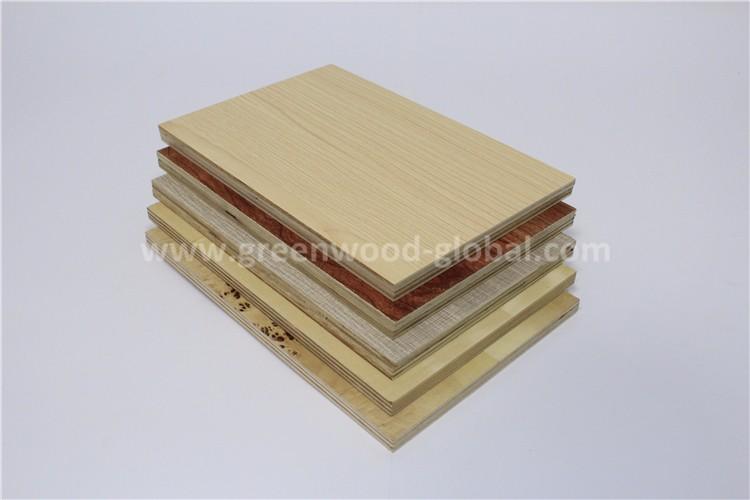 Wholesale melamine faced fiber plywood buy