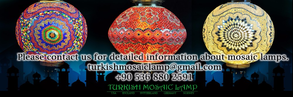 High Quality Floor Turkish Wholesale Turkish Mosaic Floor Lamp