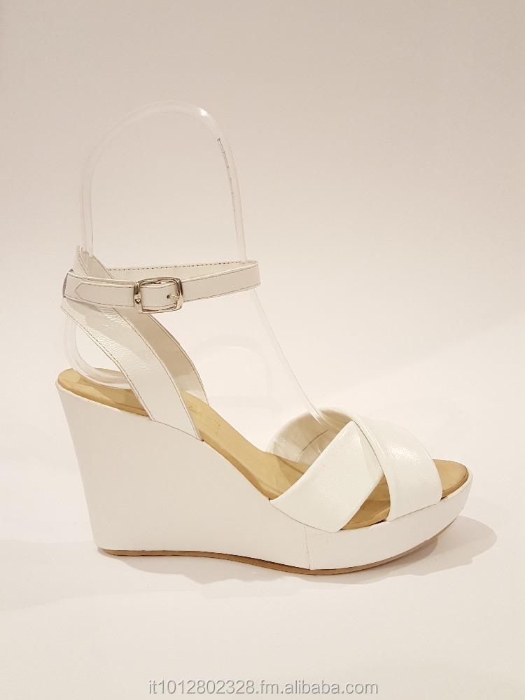 876fb7af2 صنع في إيطاليا أحذية نسائية الصنادل اليدوية جلد طبيعي صنع في إيطاليا هايت  الجودة مصنع vitello