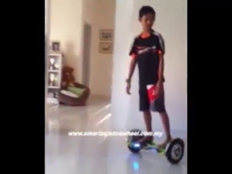 10 Inch Segway Hoverboard Smart Balance Wheel Electric Scooter Malaysia