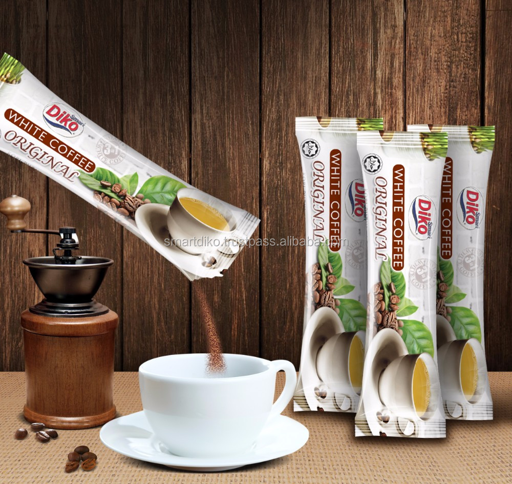 Instant Arabica White Coffee 3in1 Made In Malaysia