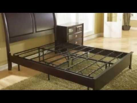 get quotations review sleep master platform metal bed frame mattress foundation - Brusali Bed Frame Review