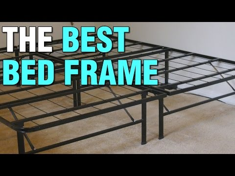 get quotations the best bed frame raised folding metal heavy duty cheap u0026amp easy bed frame
