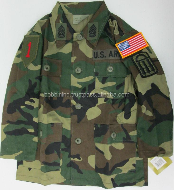 varsity camouflage jas,leger jas,katoen twill jas - buy varsity