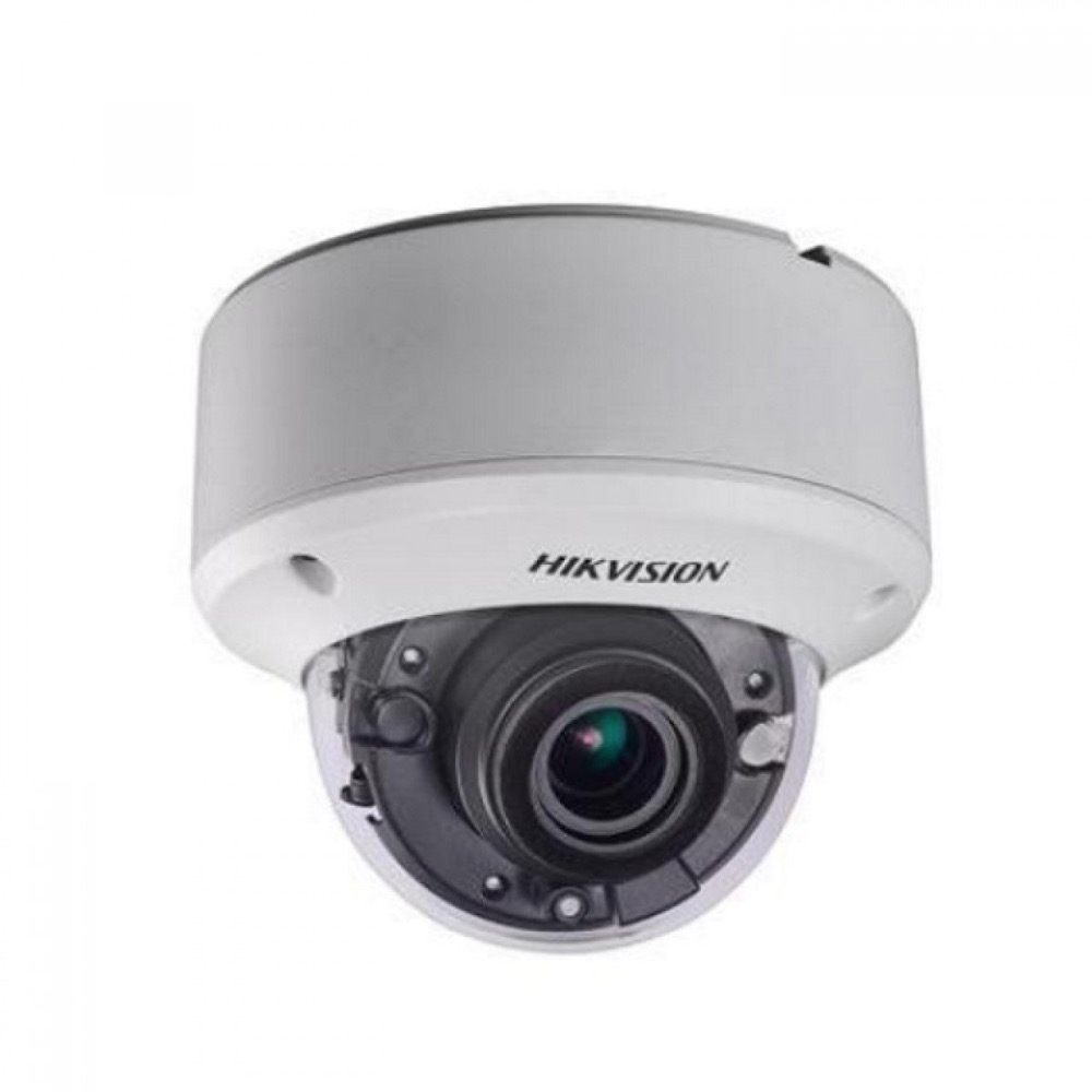 HIK40 - HIKVISION DS-2CE56D7T-AVPIT3Z HD1080P MOTORISED VARIFOCAL VANDAL PROOF EXIR CCTV DOME CAMERA 2MP IR IP66