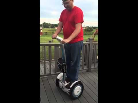 Airwheel Self Balancing Two Wheels Electric Scooter