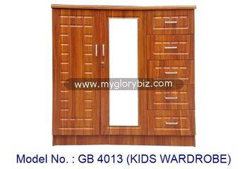 kids closet with drawers. Kids Wardrobe Children Closet 3 Doors With Mirror Suitable For Home Bedroom Drawers In Modern