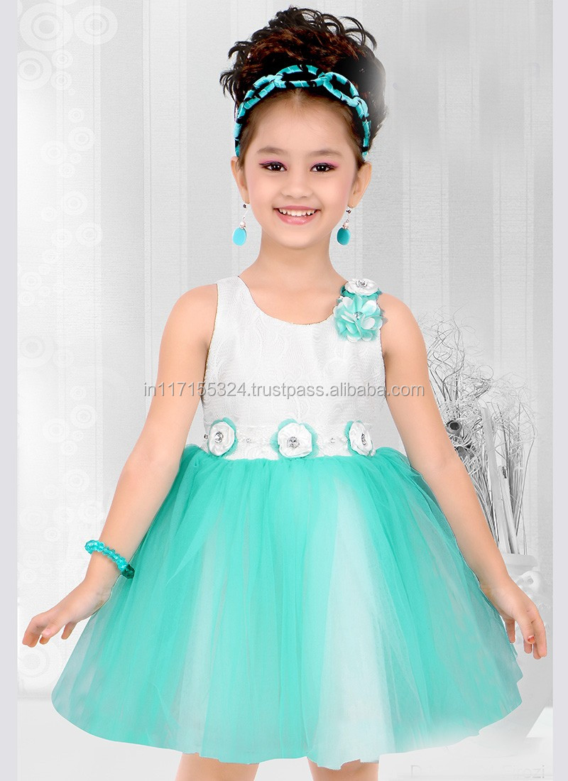 Baby Girls Party Dress Children Frocks Designs - Wholesale Kids ...