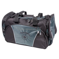 Celeritas Sports green football duffel
