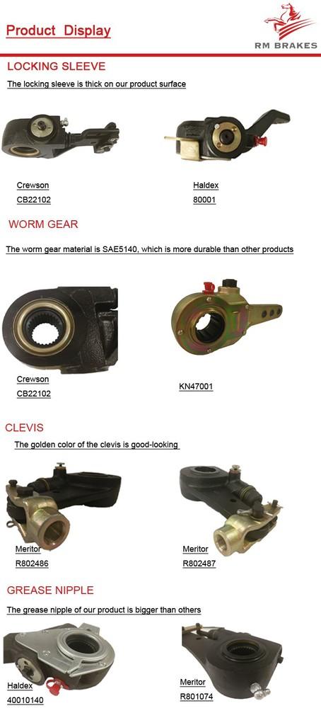 Haldex Slack Adjuster Service Manual