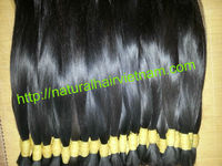 Natural color straight human virgin hair silky no lice no eggs best price no chemical hair