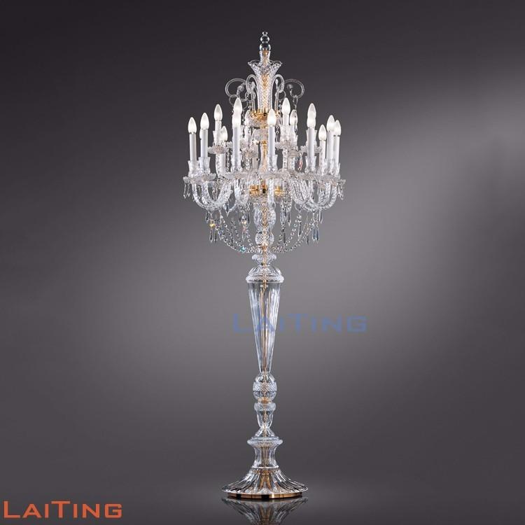 Hotel design brass standing lamp floor lamps chandelier 20039 buy hotel design brass standing lamp floor lamps chandelier 20039 mozeypictures Choice Image