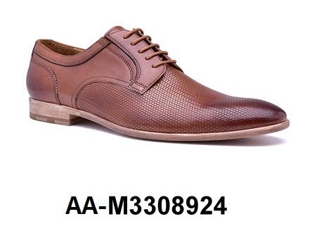 Shoe AA Leather Men's Dress M3308924 Genuine 8wRFtqZ