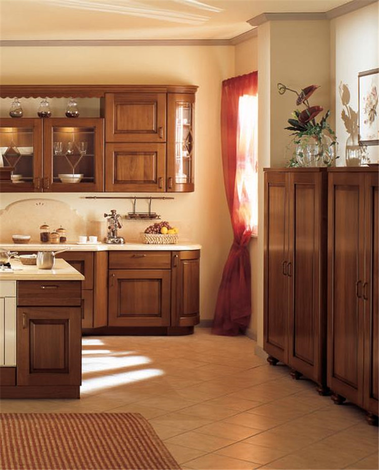 Miami Kitchen Cabinets: American Style Cabinet Kitchen Miami,Solid Wood Kitchen