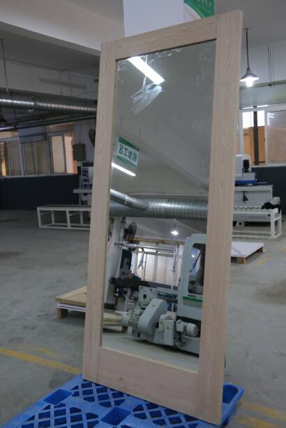 Hampton Inn Mirror Sliding Barn Doors With Hardware For