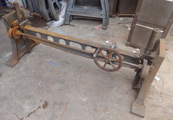 Attrayant Industrial Crank Table