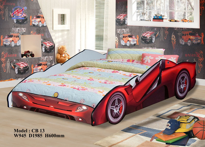 speed car bed kid race car bed