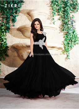 304a7ee0b888 Online party wear designs floor touch eye catching evening dress shopping  2015