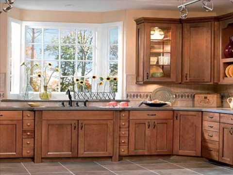 Get Quotations · Oak Kitchen Cabinets I Oak Kitchen Cabinets Lowes